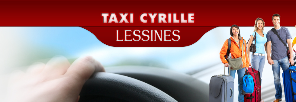 Contacter Taxi Cyrille à Lessines, Hainaut - Taxi